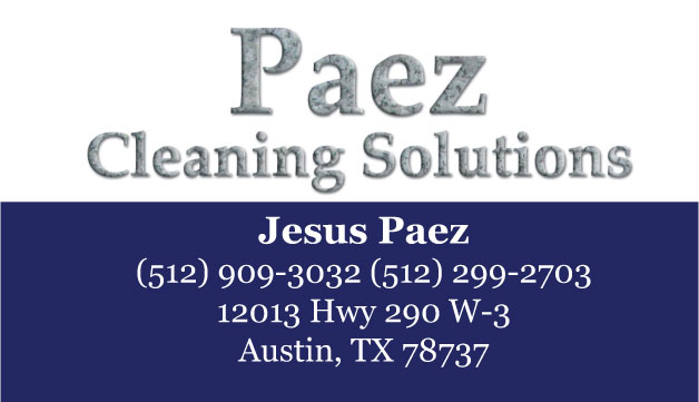 Paez Cleaning Solutions
